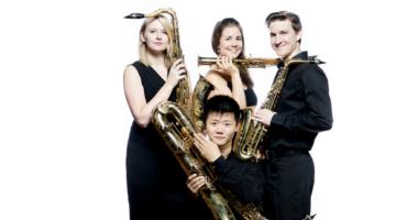 Ardemus Quartet_foto2_door Marco Borggreve